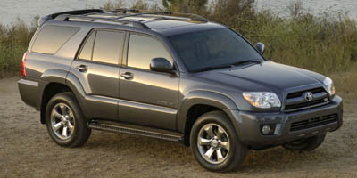 Used 2007  Toyota 4Runner 4d SUV RWD Sport (V6) at Peters Auto Mall near High Point, NC