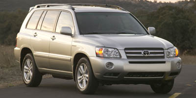 Used 2007  Toyota Highlander Hybrid 4d SUV AWD at Good Wheels Calcutta near East Liverpool, OH