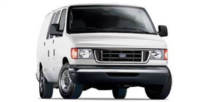 2006 Ford Econoline Cargo Van for Sale 			 				- 16088A2  			- C & S Car Company