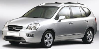 Used 2007  Kia Rondo 4dr I4 Auto LX at Superior Car Credit near Freeport, IL