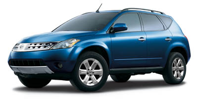 2007 Nissan Murano SL 2WD  - N9129A