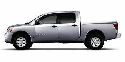 2007 Nissan Titan XE 2WD Crew Cab  - R5854A