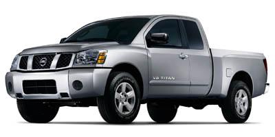 2007 Nissan Titan SE 2WD  - R4845A
