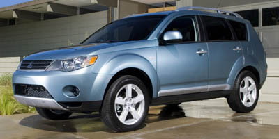 Used 2007  Mitsubishi Outlander 4d SUV FWD XLS at Action Auto Group near Oxford, MS
