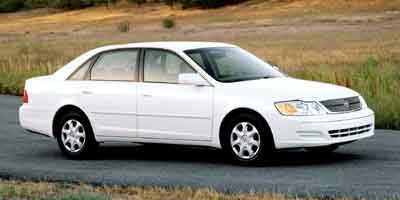 2002 Toyota Avalon XL  - 101046
