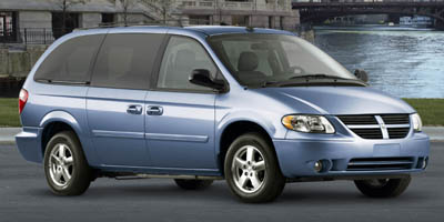 Pre-Owned 2007 DODGE GRAND CARAVAN SE Minivan