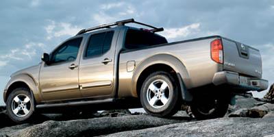 2007 Nissan Frontier LE 4WD Crew Cab for Sale  - 7C432836  - Car City Autos