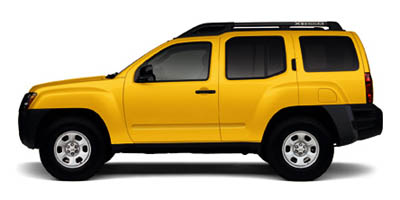Used 2007  Nissan Xterra 4d SUV 4WD S Auto at Poulin Auto Sales near Barre, VT