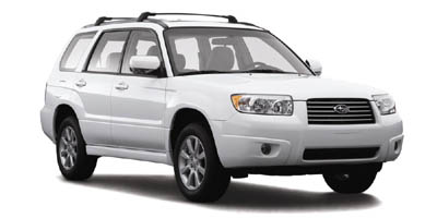 Pre-Owned 2007 SUBARU FORESTER 2.5X