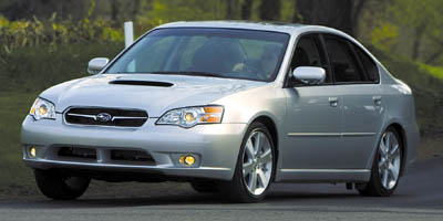 Pre-Owned 2007 SUBARU LEGACY 2.5i Sedan