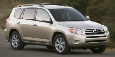 Used 2007  Toyota RAV4 4d SUV FWD Limited (V6) at Credit Now Auto Inc near Huntsville, AL