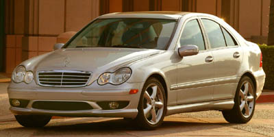 2007 Mercedes-Benz C-Class  - Pearcy Auto Sales