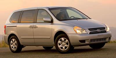 Pre-Owned 2007 KIA SEDONA Minivan 4D