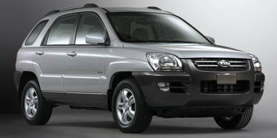 2007 Kia Sportage  - Car City Autos