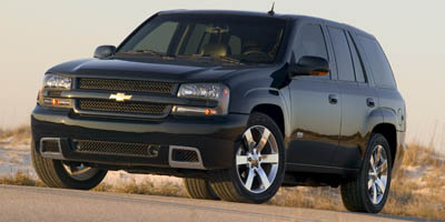 Used 2007  Chevrolet Trailblazer 4d SUV 4WD LS at Car Zone Sales near Otsego, MS