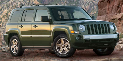 Pre-Owned 2007 JEEP PATRIOT LIMITED SP