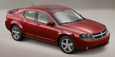 Used 2008  Dodge Avenger 4d Sedan SE at Express Auto near Kalamazoo, MI
